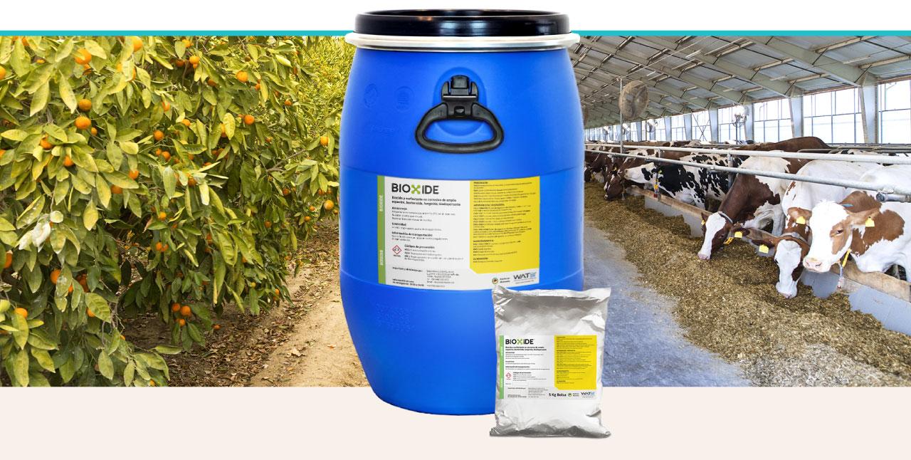 Químicos – Bioxide
