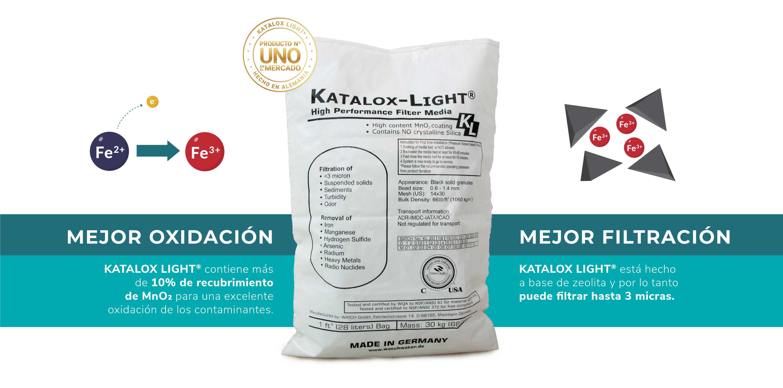 Filtración – Katalox Light