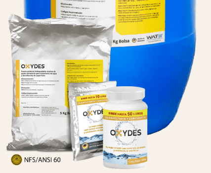Químicos Instantáneos – Oxydes