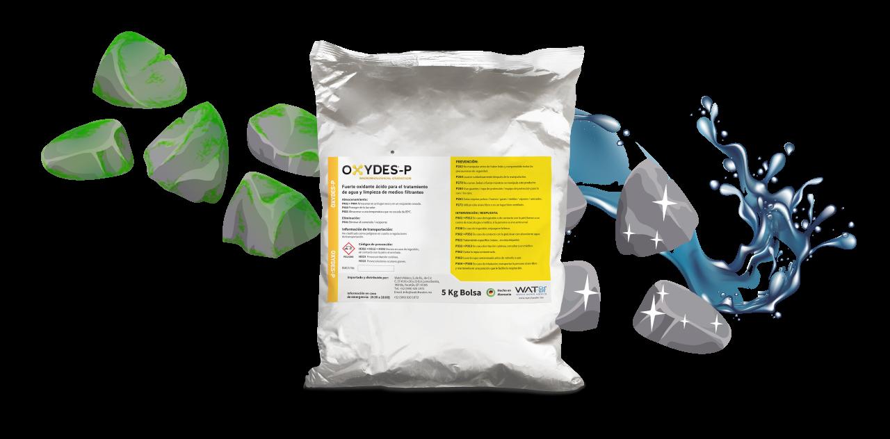 Químicos Instantáneos – OXYDES-P
