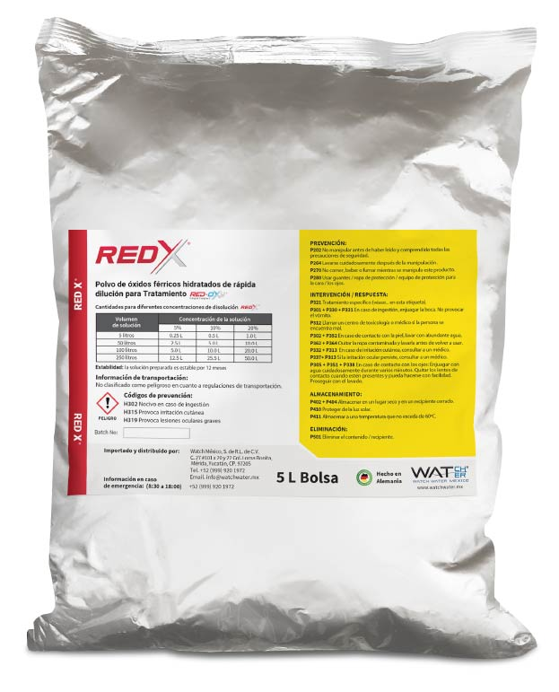 Tratamiento RED-OXY